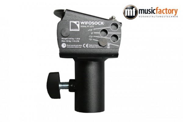 L-Acoustics Wifosock Stativadapter